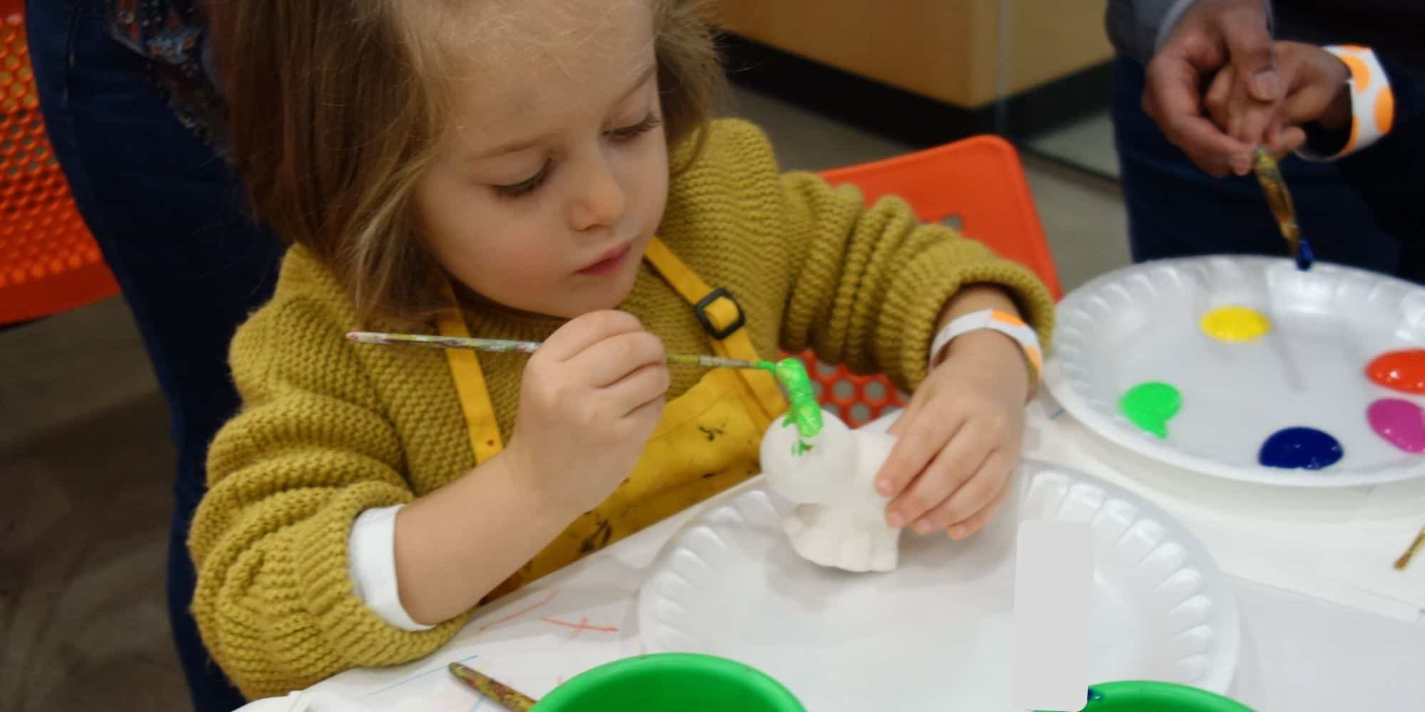 Enhance Fine Motor Skills with Art Pleasanton California