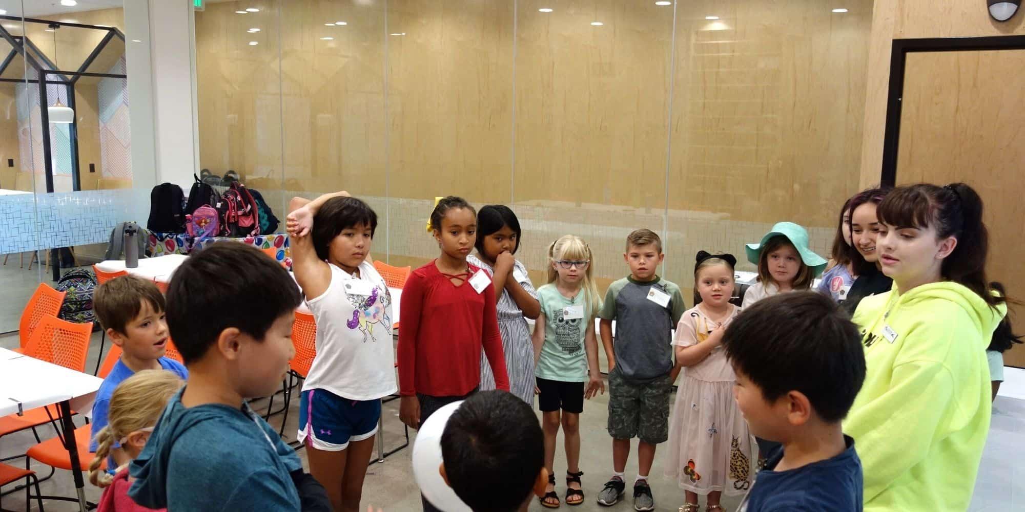 Summer camp for boys and girls Pleasanton California