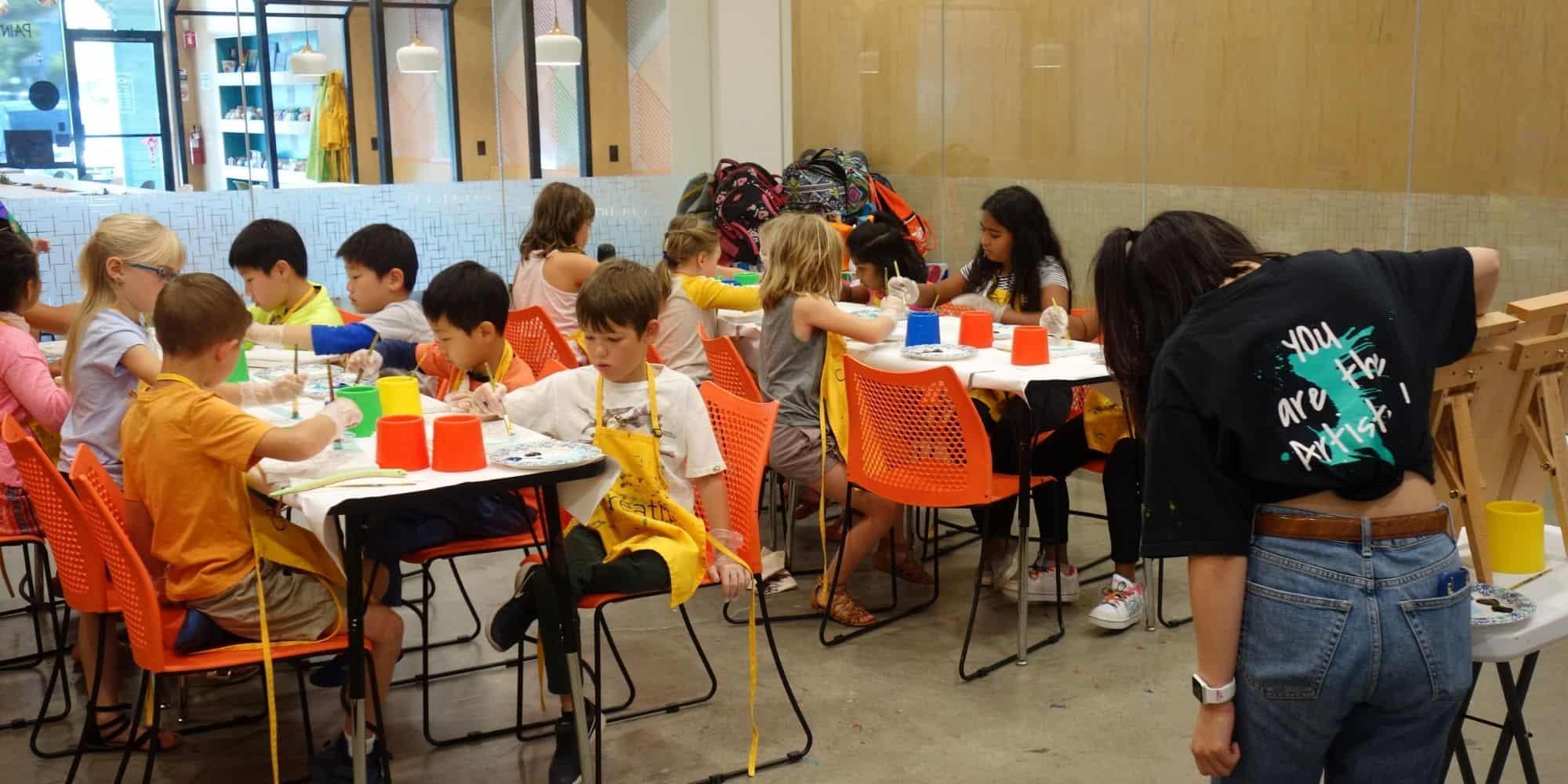 Summer Program for Kids Pleasanton California