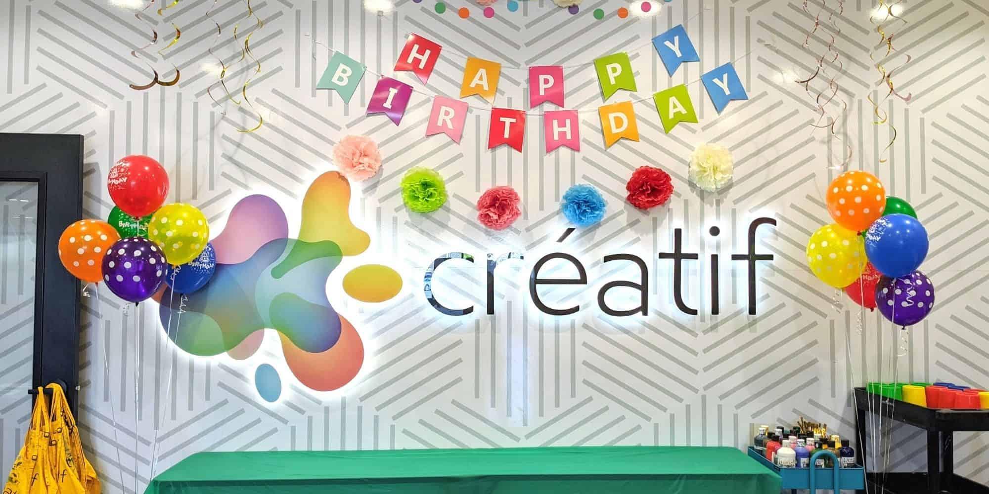 Birthday Decorations Pleasanton California