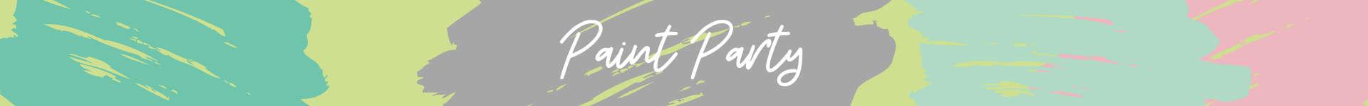 Paint Party at Créatif Pleasanton California
