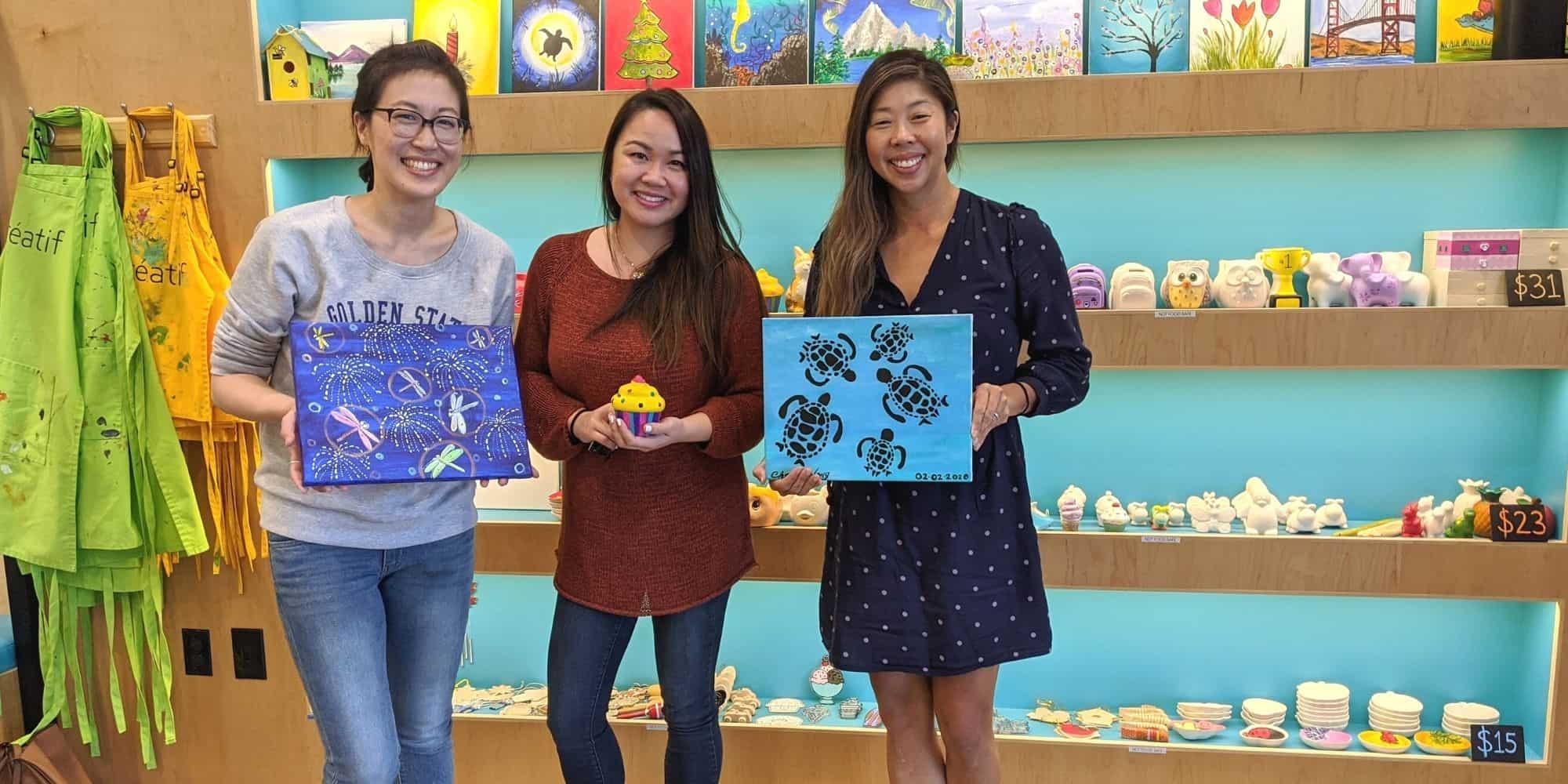 Art With Friends Pleasanton California