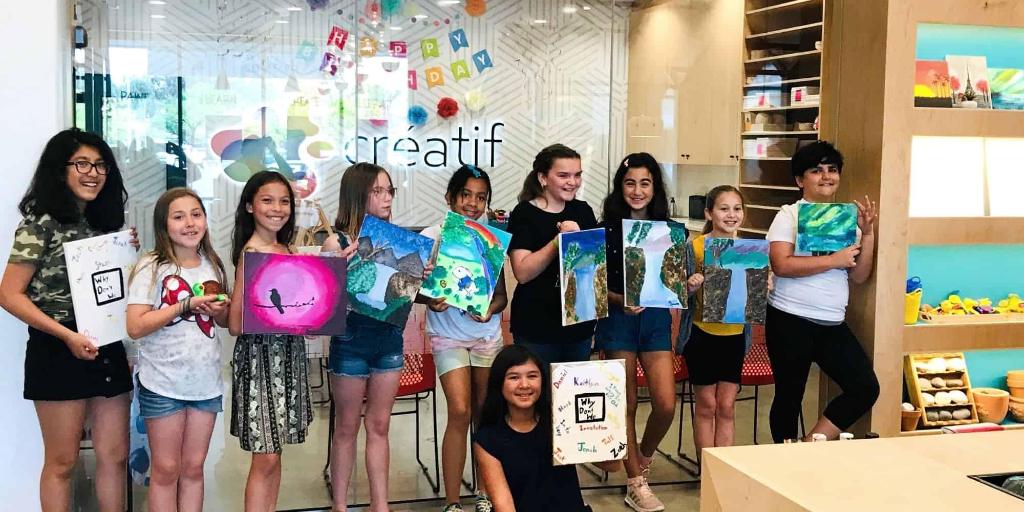 Girl Scout Activities Pleasanton California