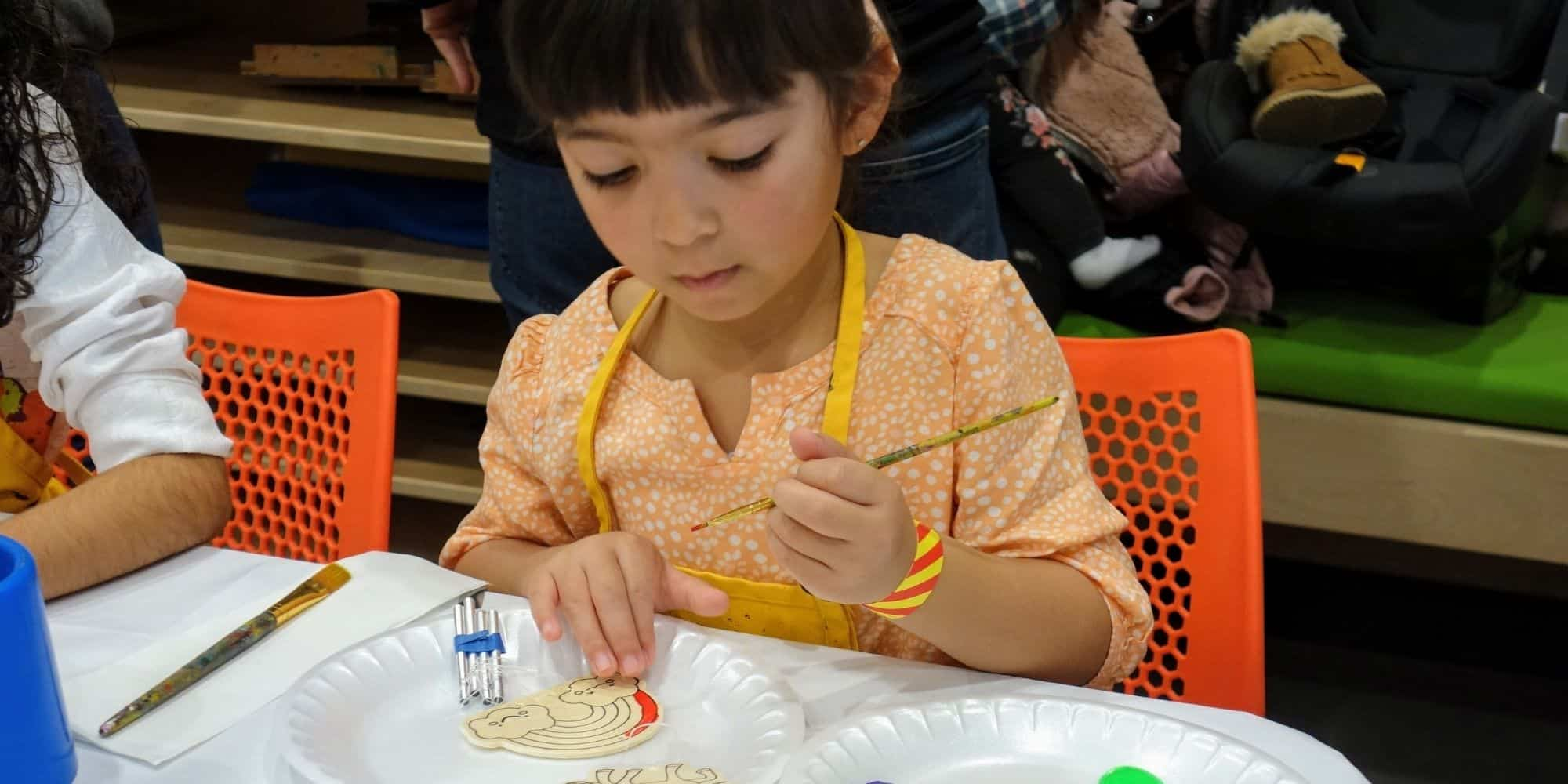 Improve cognitive ability of kids