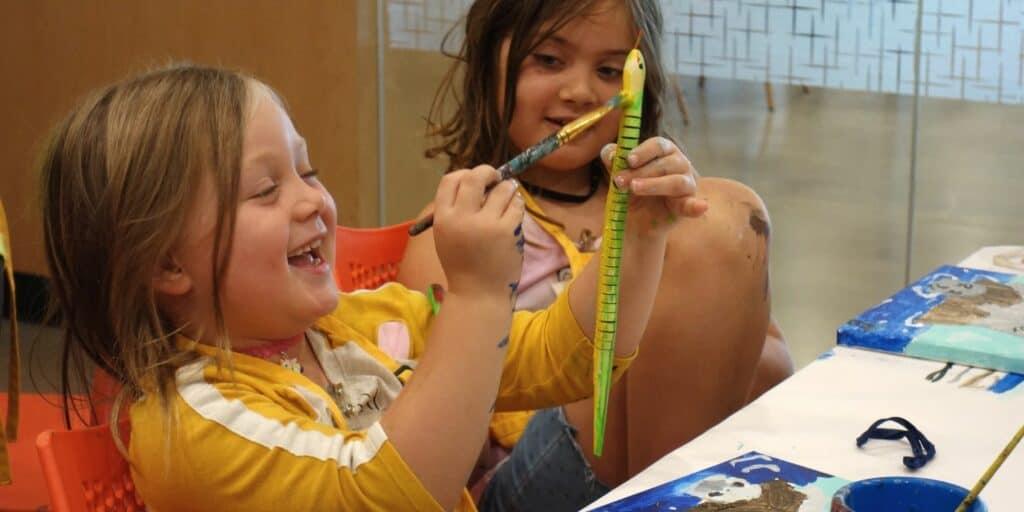 Perfect Art Class for Kids